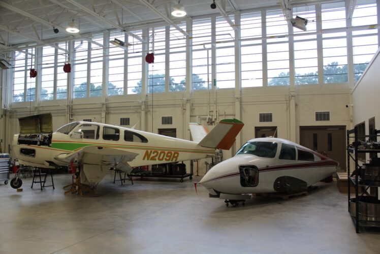 Griffin College & Career Aviation Pathway